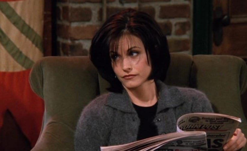 monica quotes friends quiz