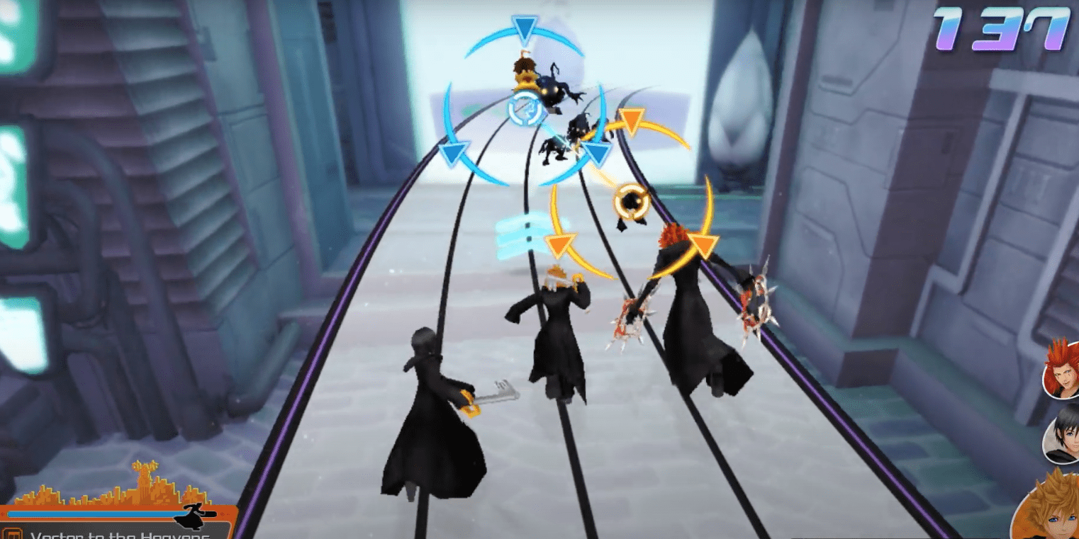 Kingdom Hearts: Melody of Memory Gets Release Date