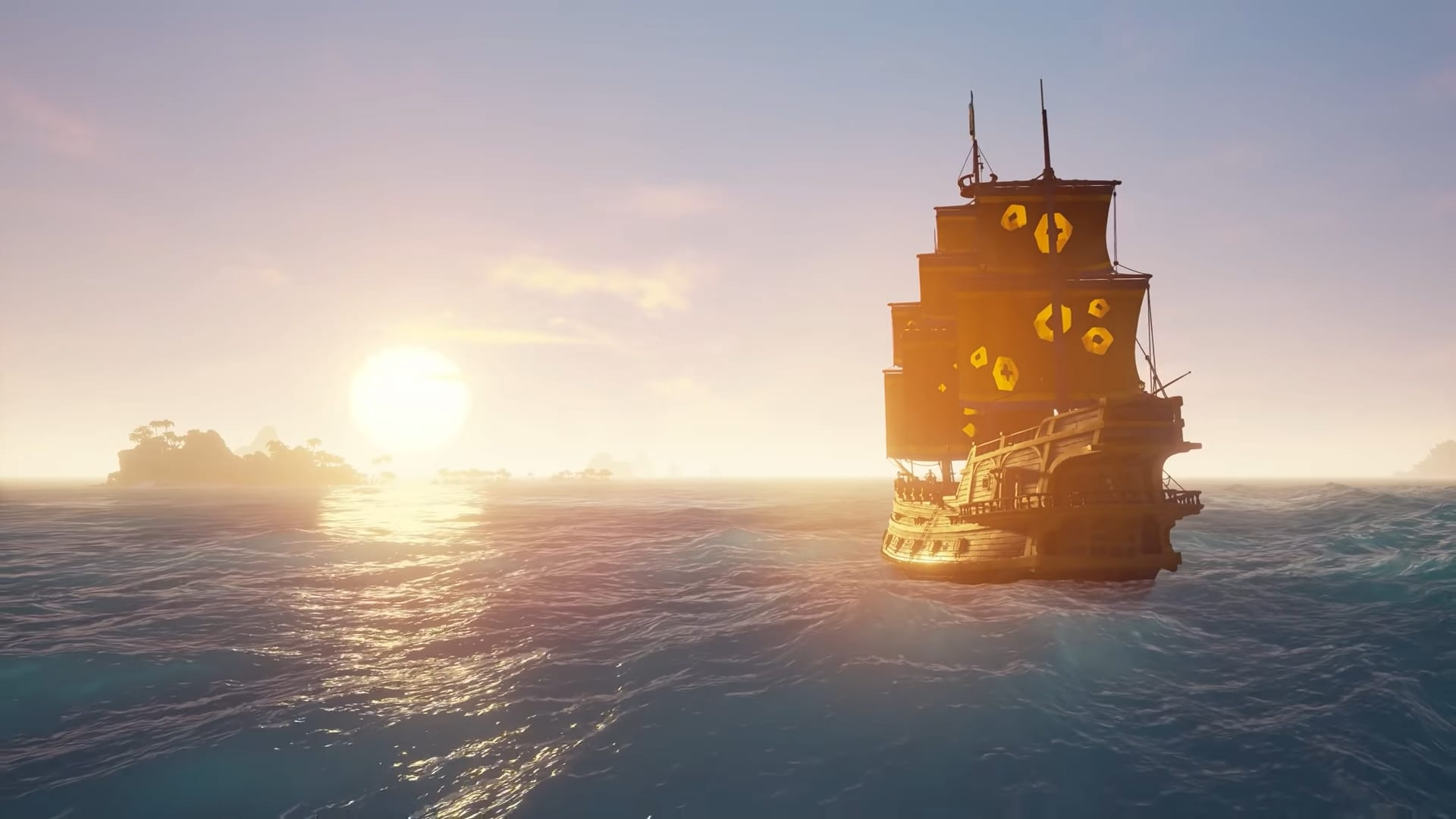 Sea of Thieves, plunder pass