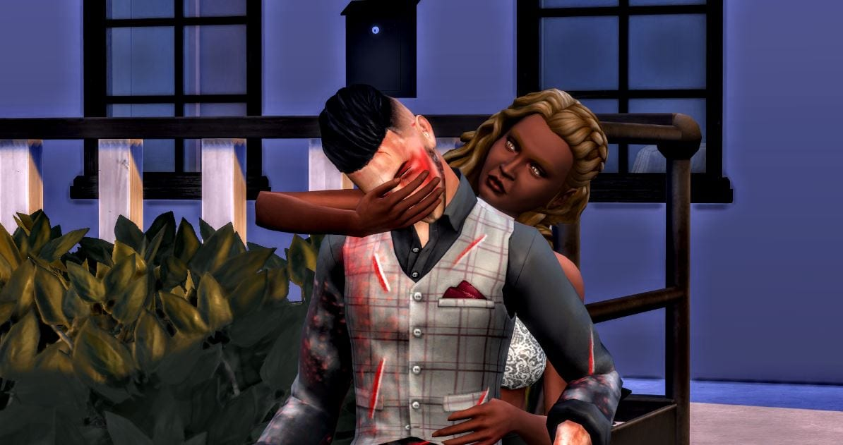 Sims Sacrificial Mods