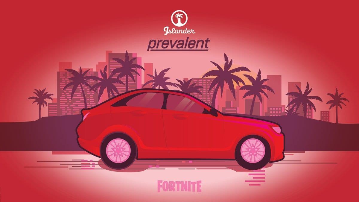fortnite, joy ride, cars