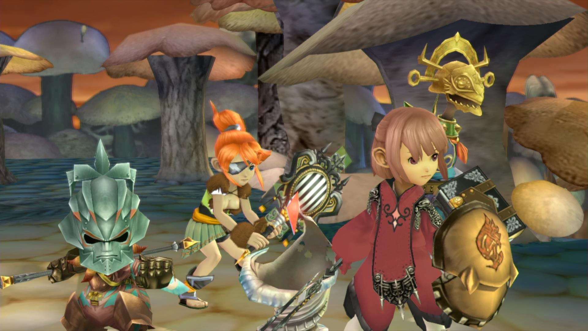 final fantasy crystal chronicles, save