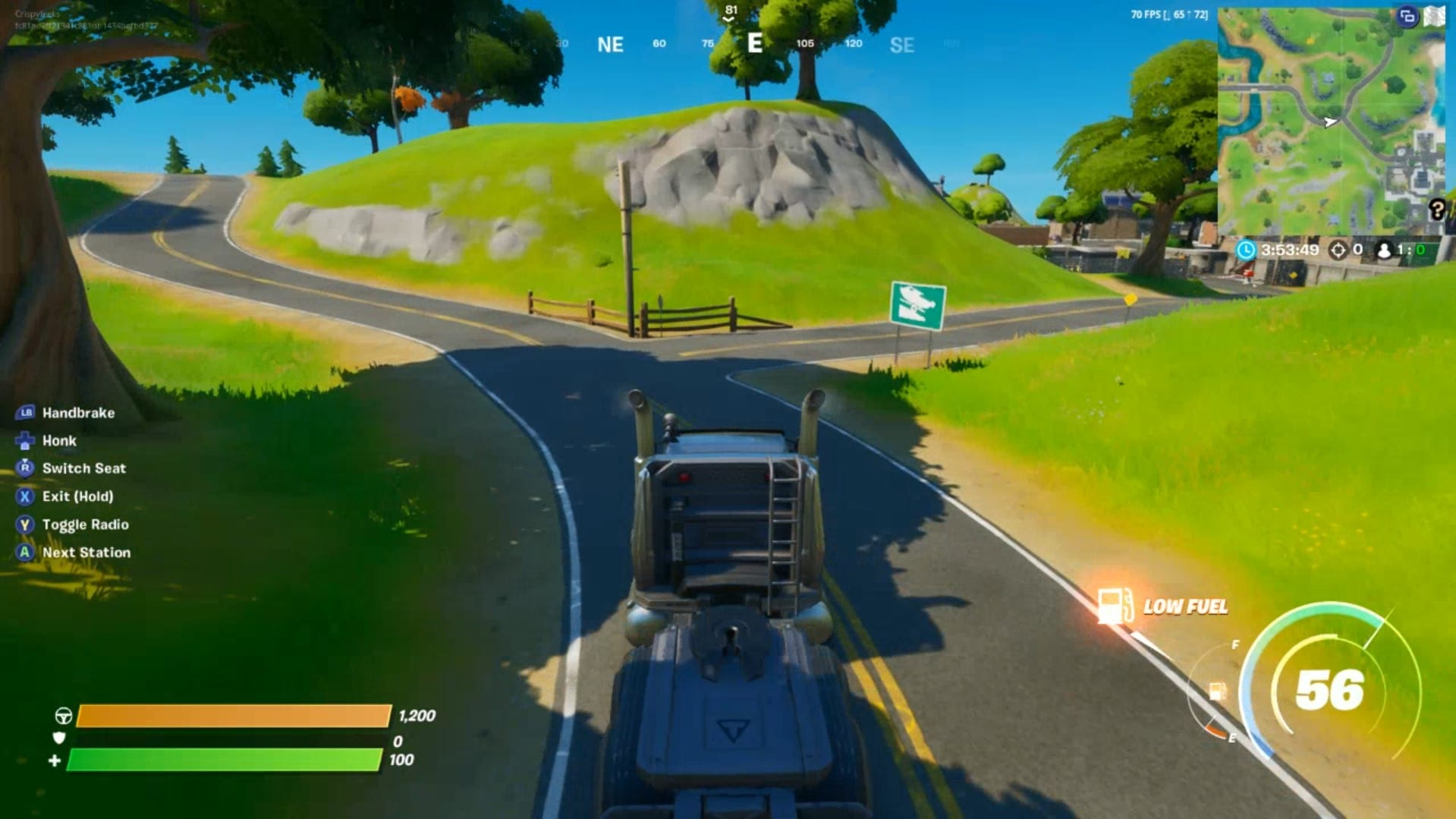Fortnite Car Locations How To Drive Cars