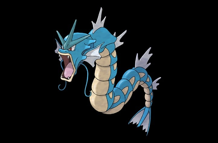 best gyarados moveset pokemon go