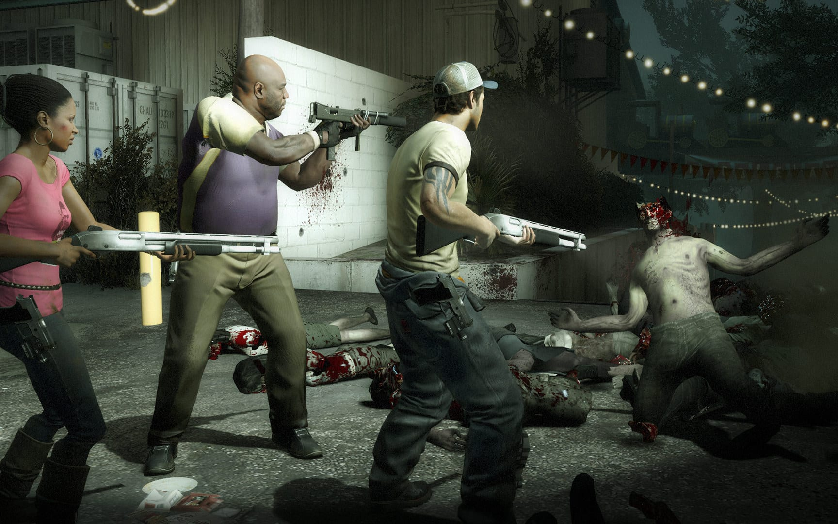 Left 4 Dead 2 Gets New Content Update