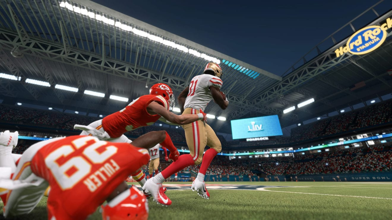 how to use sliders madden 21