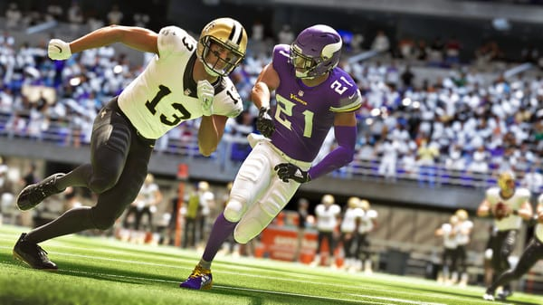 madden 21 intercept
