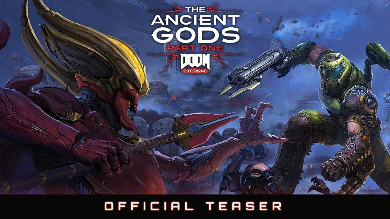 DOOM eternal, ancient gods