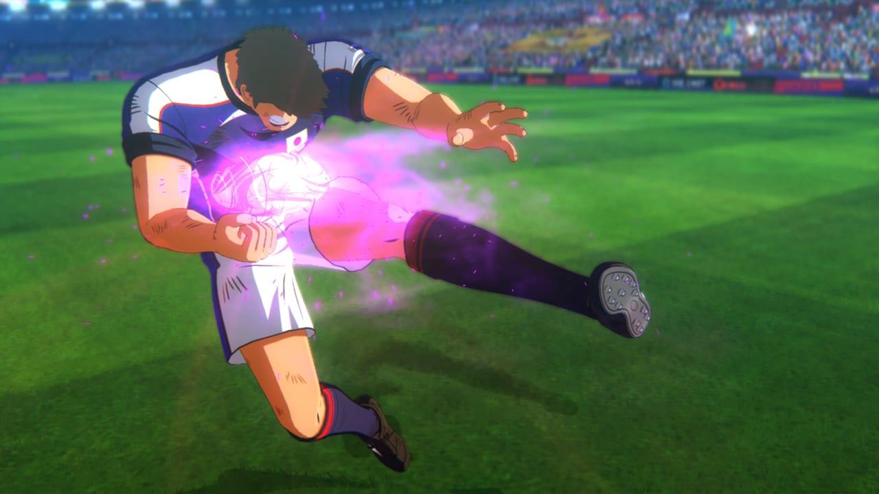 captain tsubasa block move