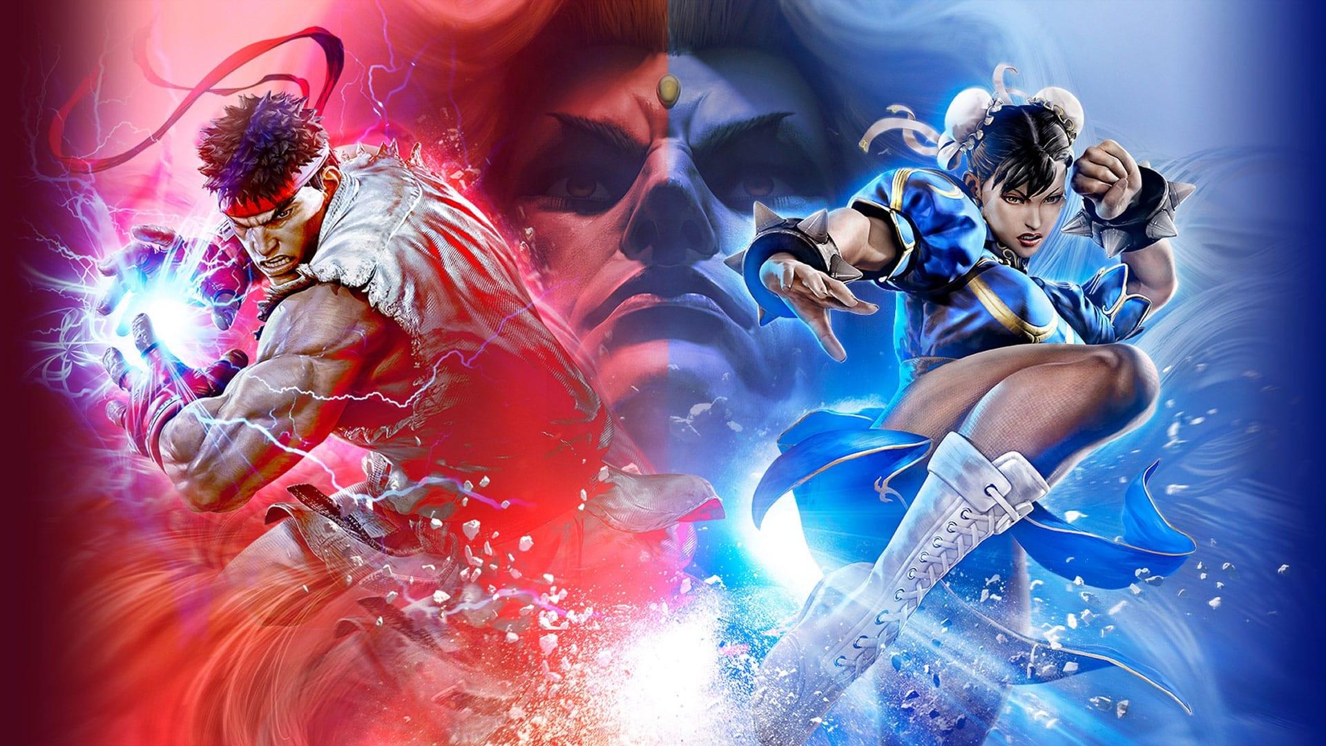 Street Fighter V, Free PS Plus Games for September