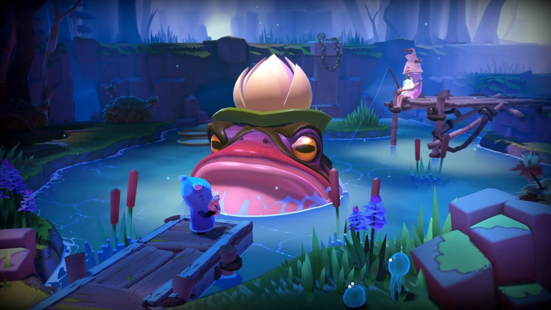 The Last Campfire Gets New Trailer, Releases Tomorrow