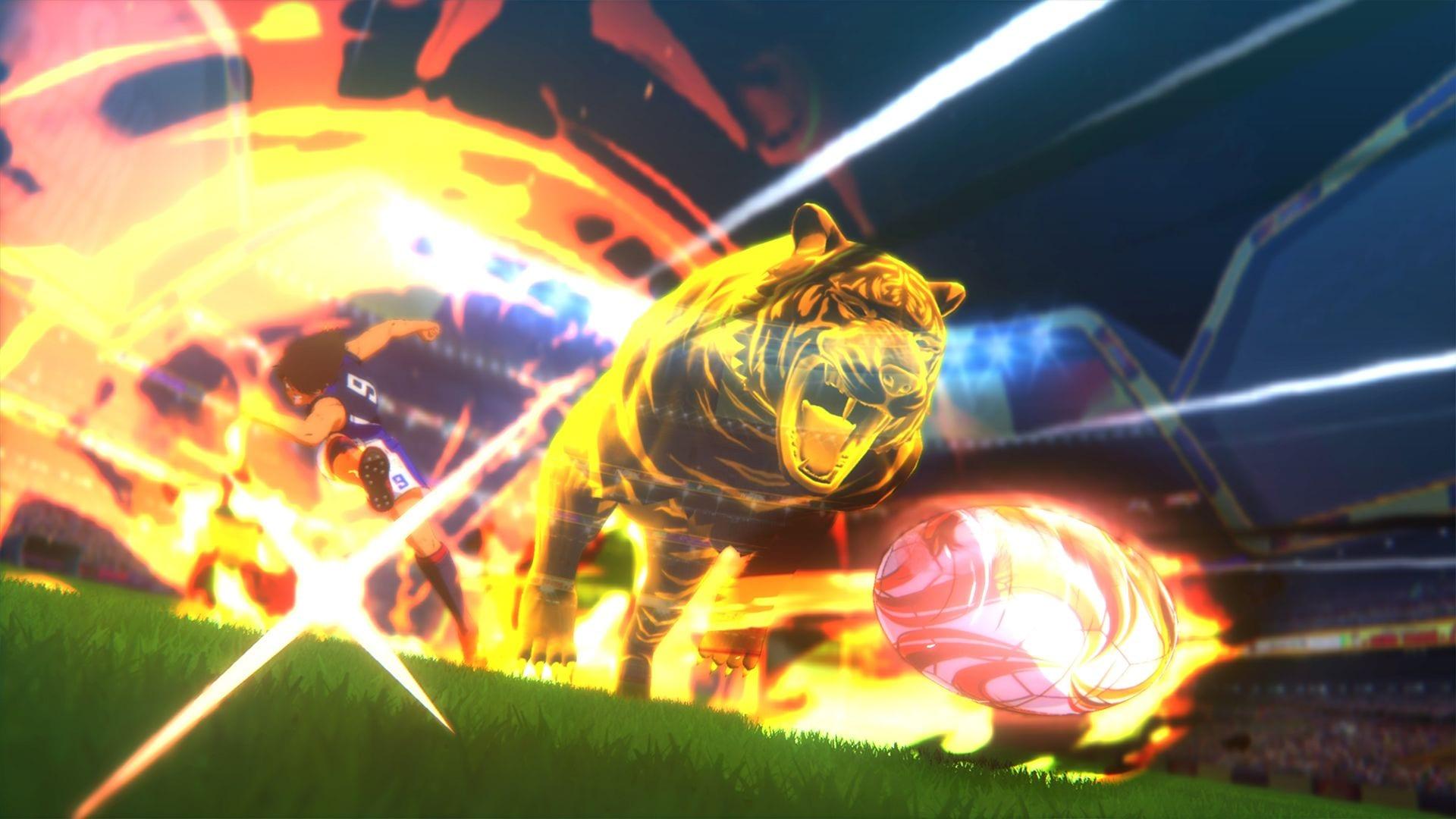 captain tsubasa super shot