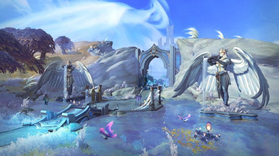 World of Warcraft Shadowlands Gets new Animated Tie-in Video, Trailer