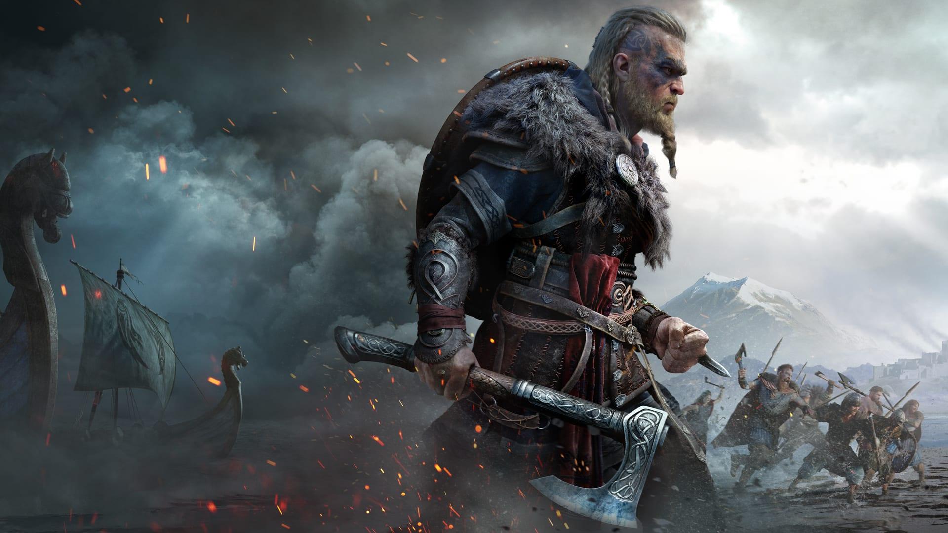 assassins creed valhalla story
