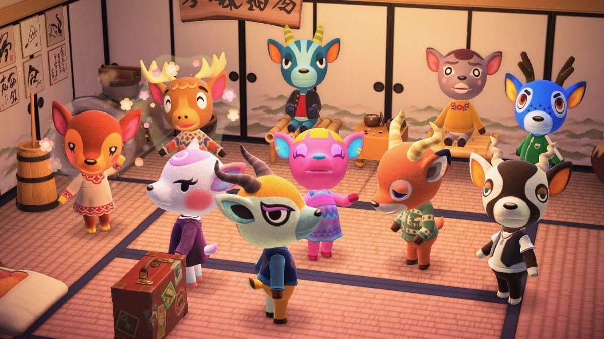 Animal Crossing Deer Quiz