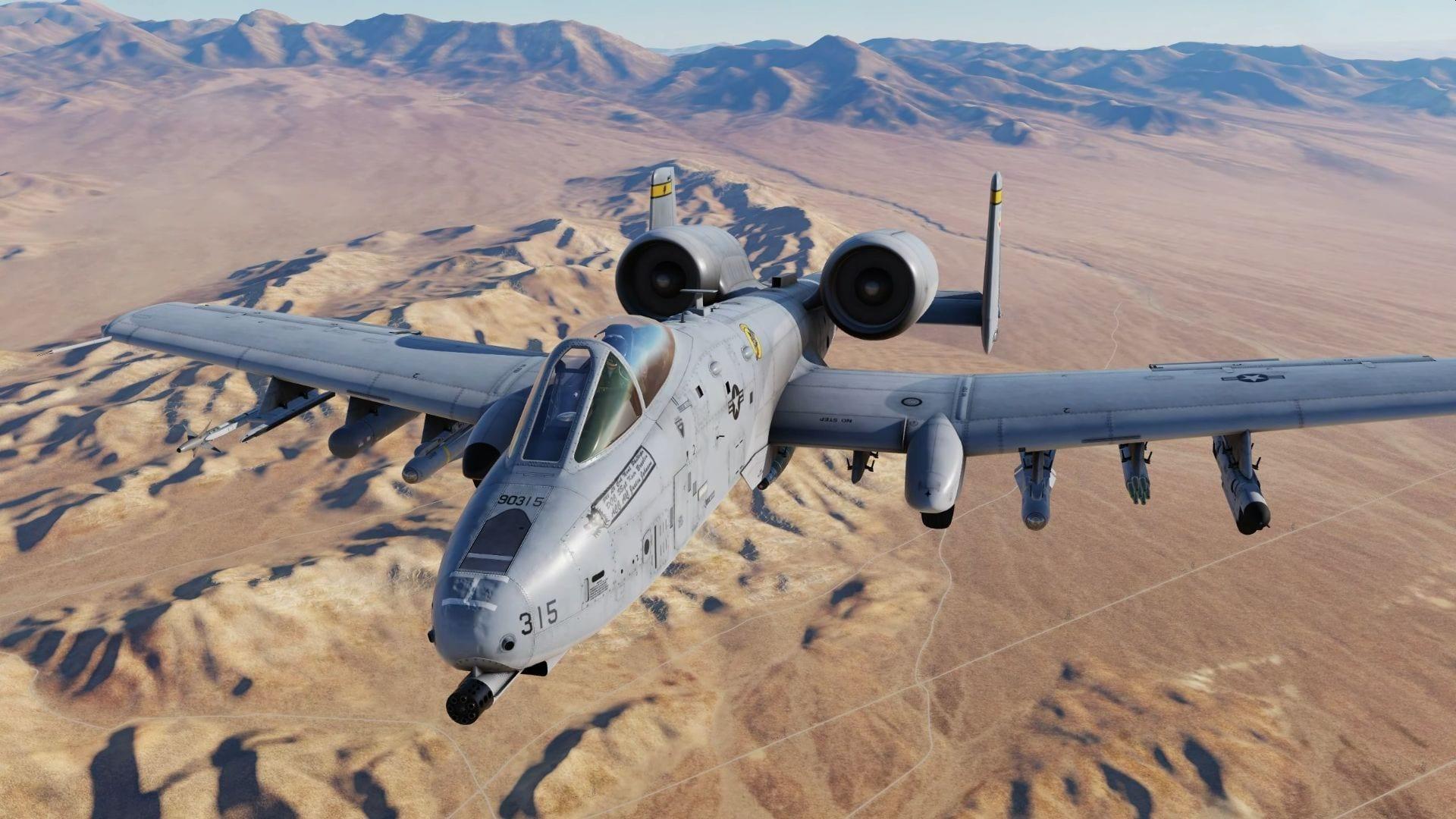 DCS: A-10C II Tank Killer