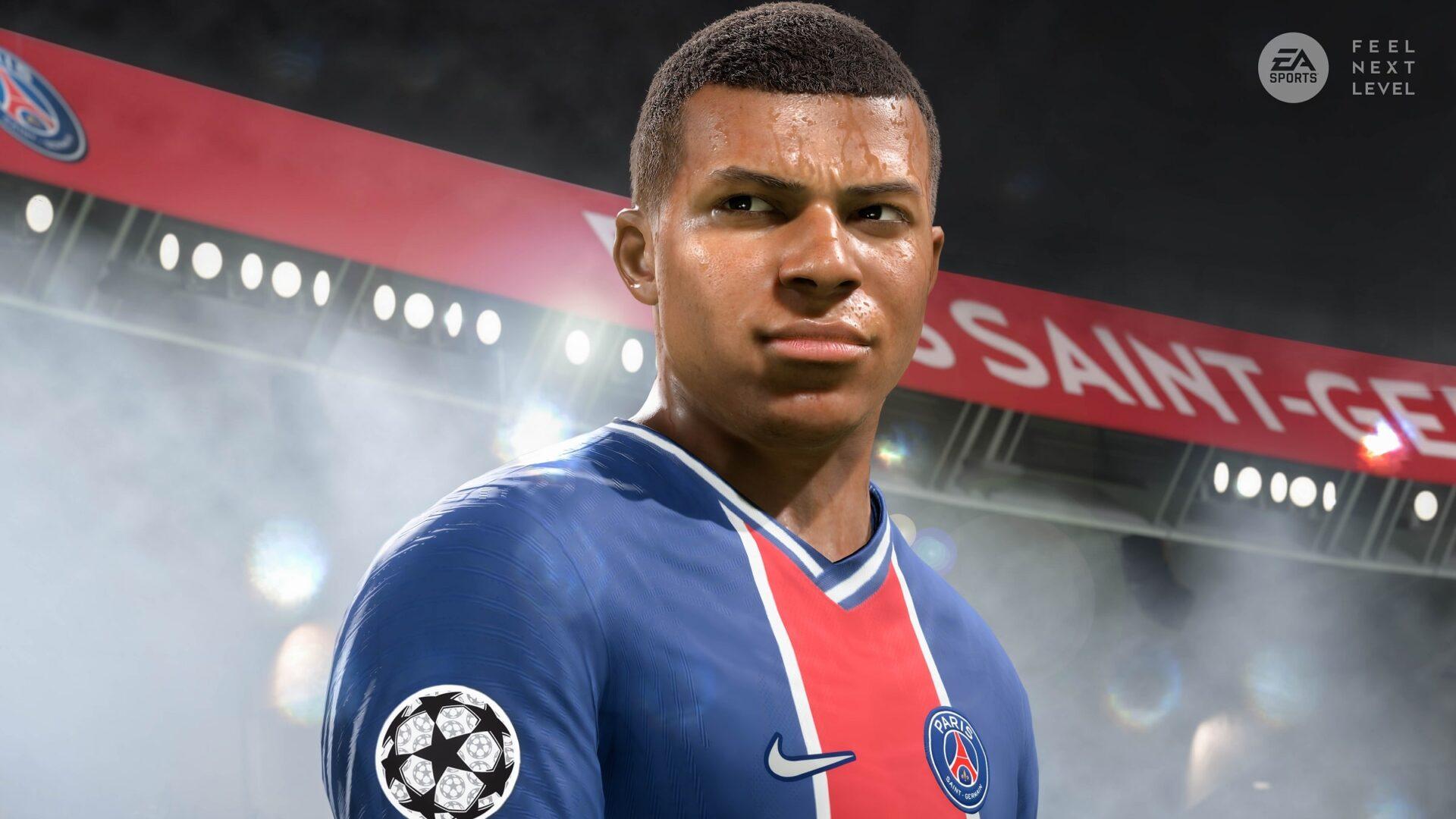 FIFA 22 shush celebration