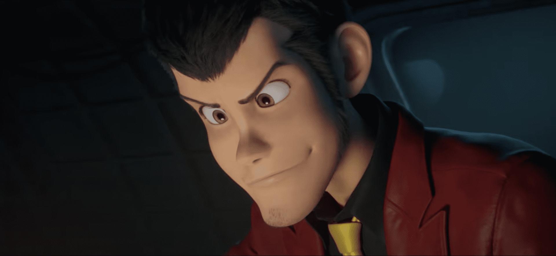Lupin III The First, English dub teaser trailer