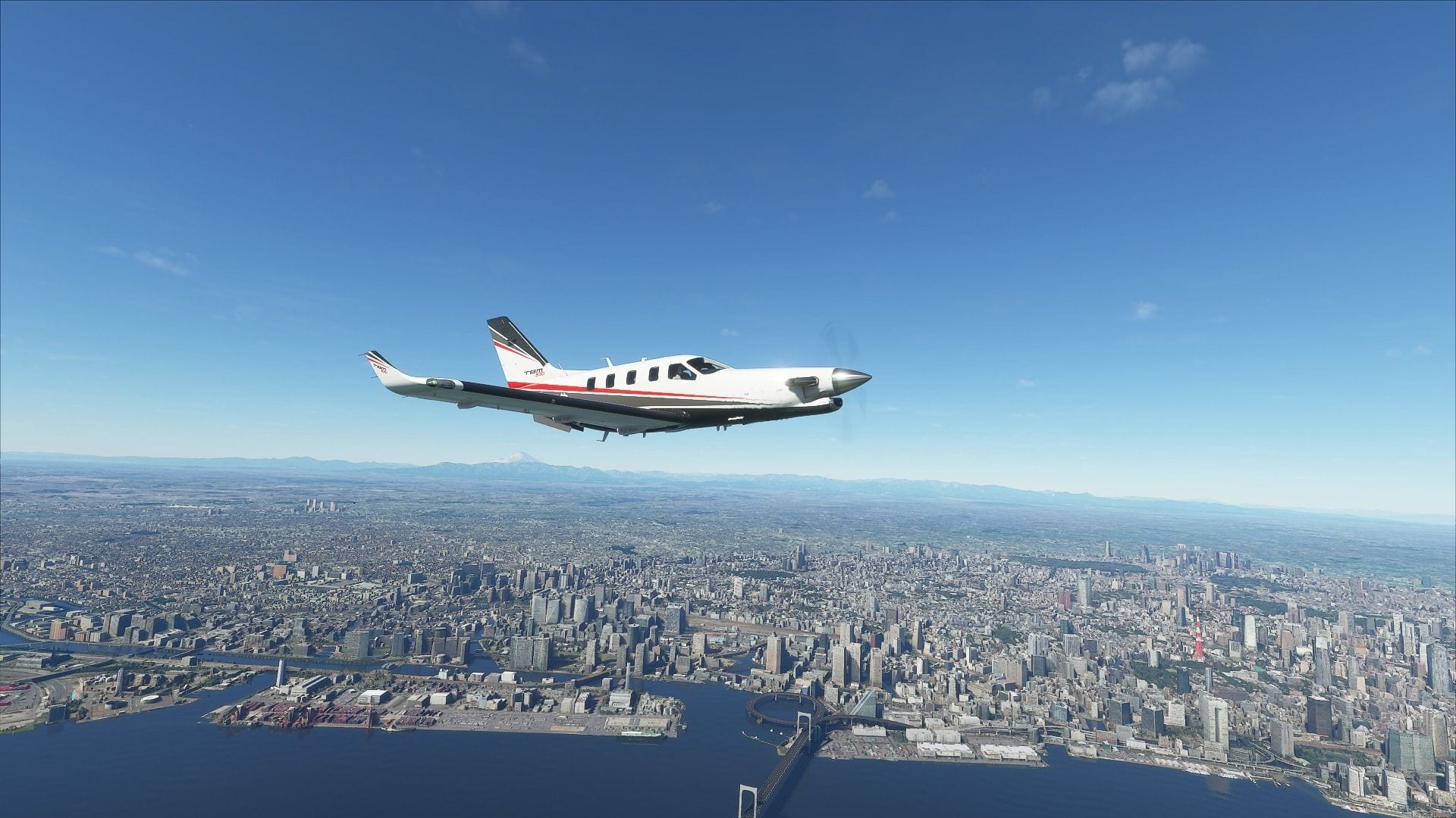 Microsoft Flight Simulator, japan world update