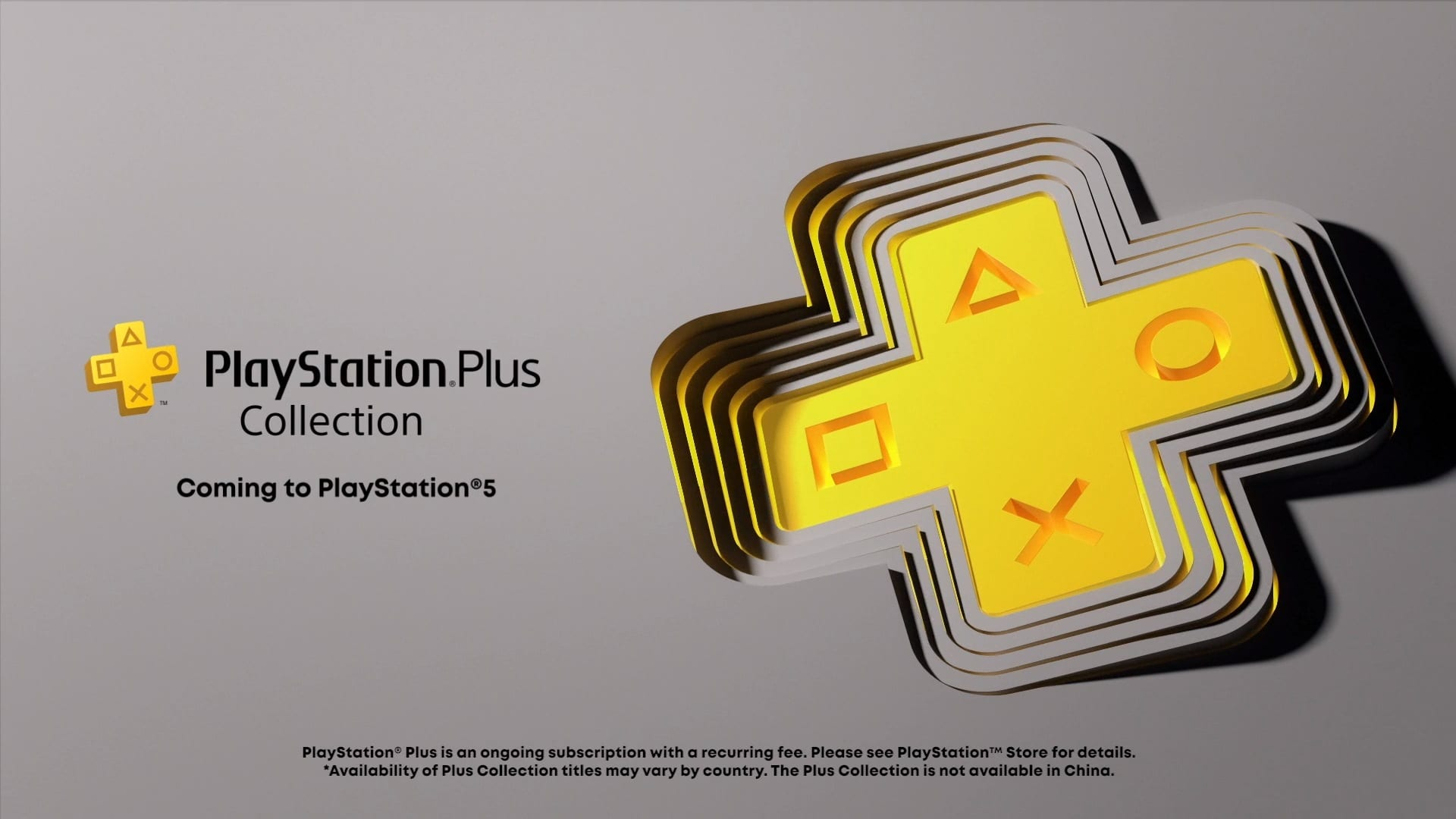PS+ Collection