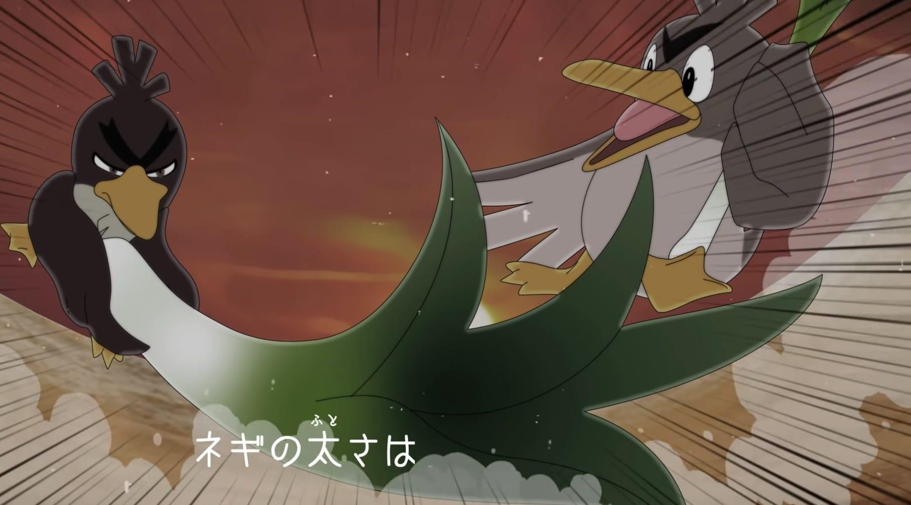 farfetch'd, pokemon music video