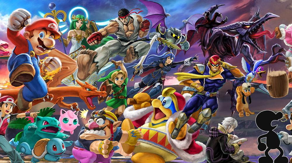 Super Smash Bros Quiz