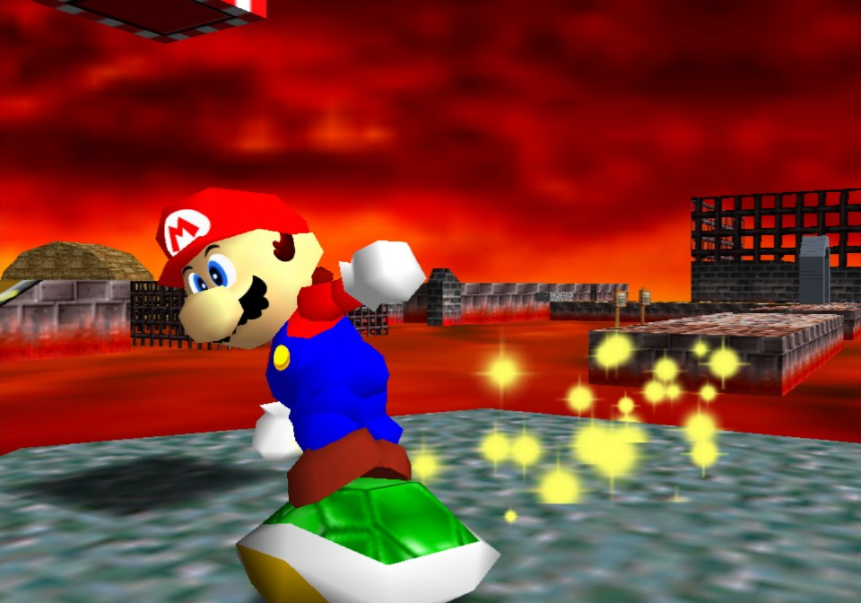 how long super mario 64 takes to beat