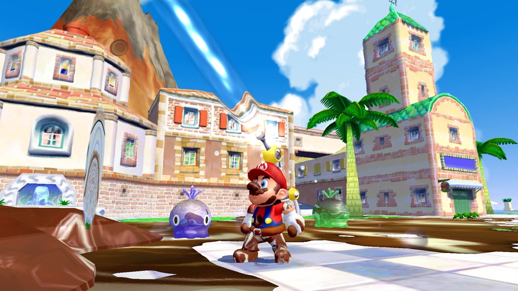 how long super mario sunshine, takes to beat, how long is it