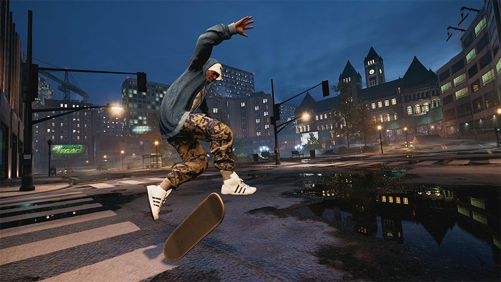 tony hawk pro skater, cross platform