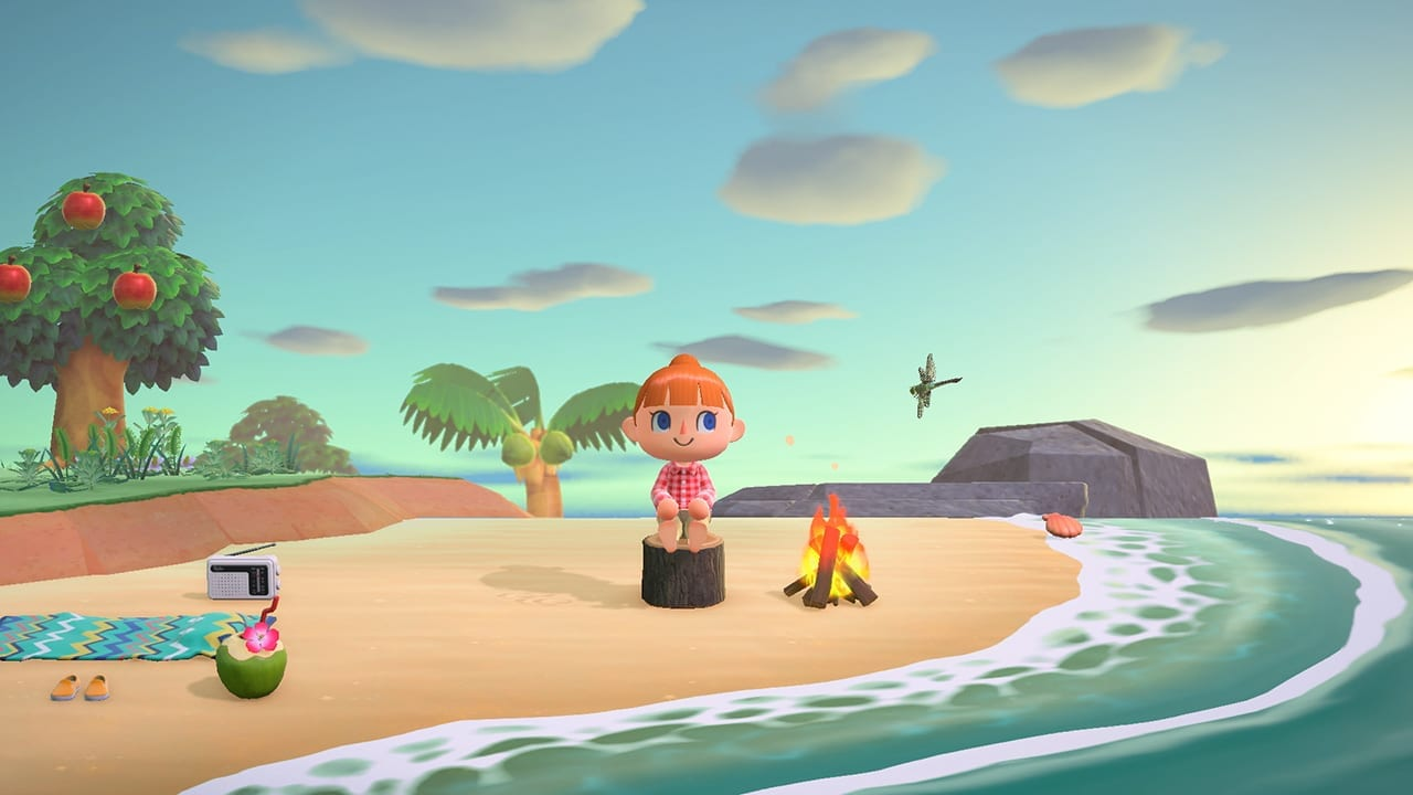Animal Crossing New Horizons Sturgeon