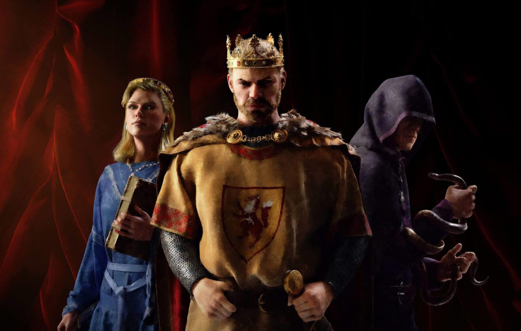 Crusader Kings III Is Now Available in Australia