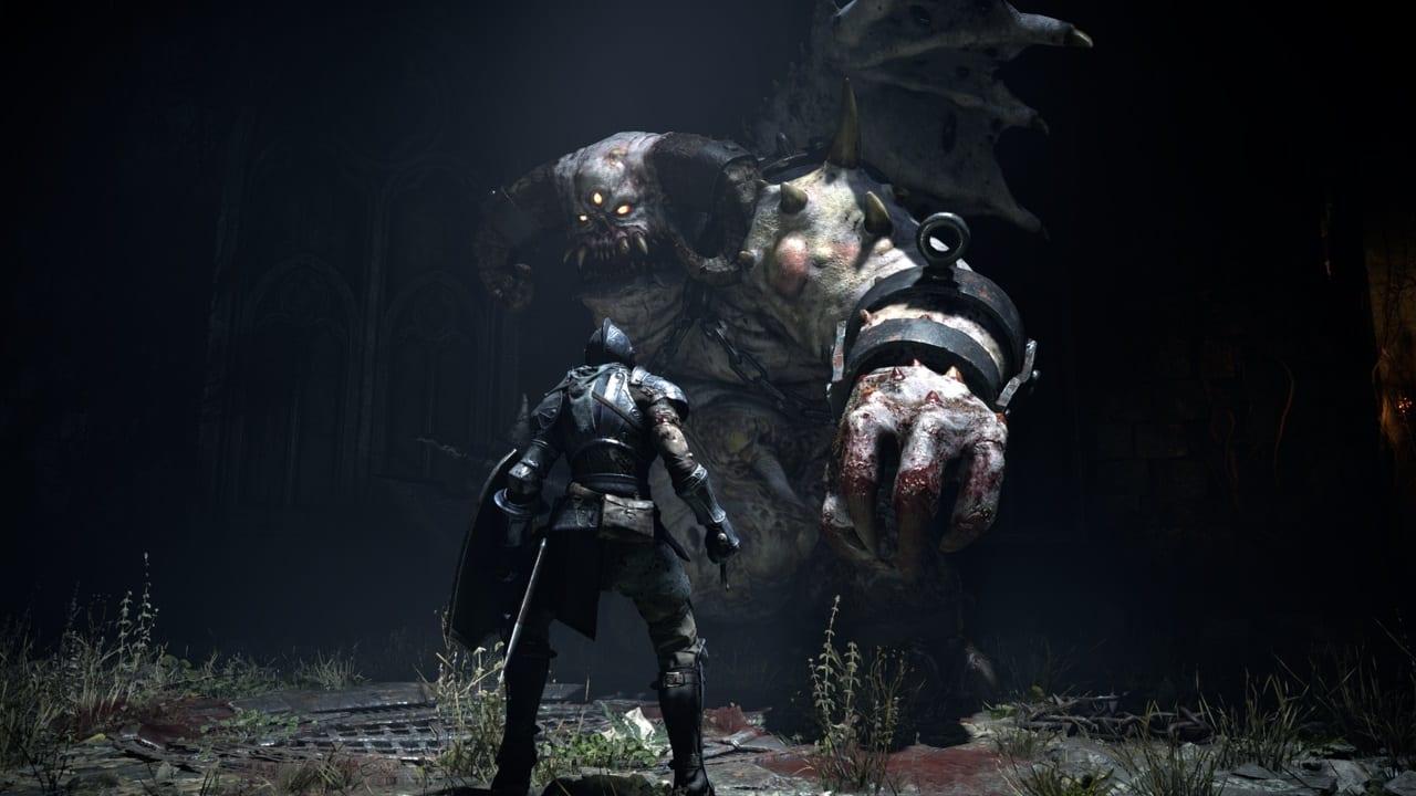 Demon's Souls Remake Gets New Trailer
