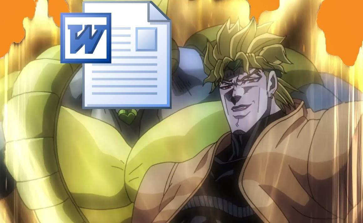 anime memes, jo jo's bizzare adventure