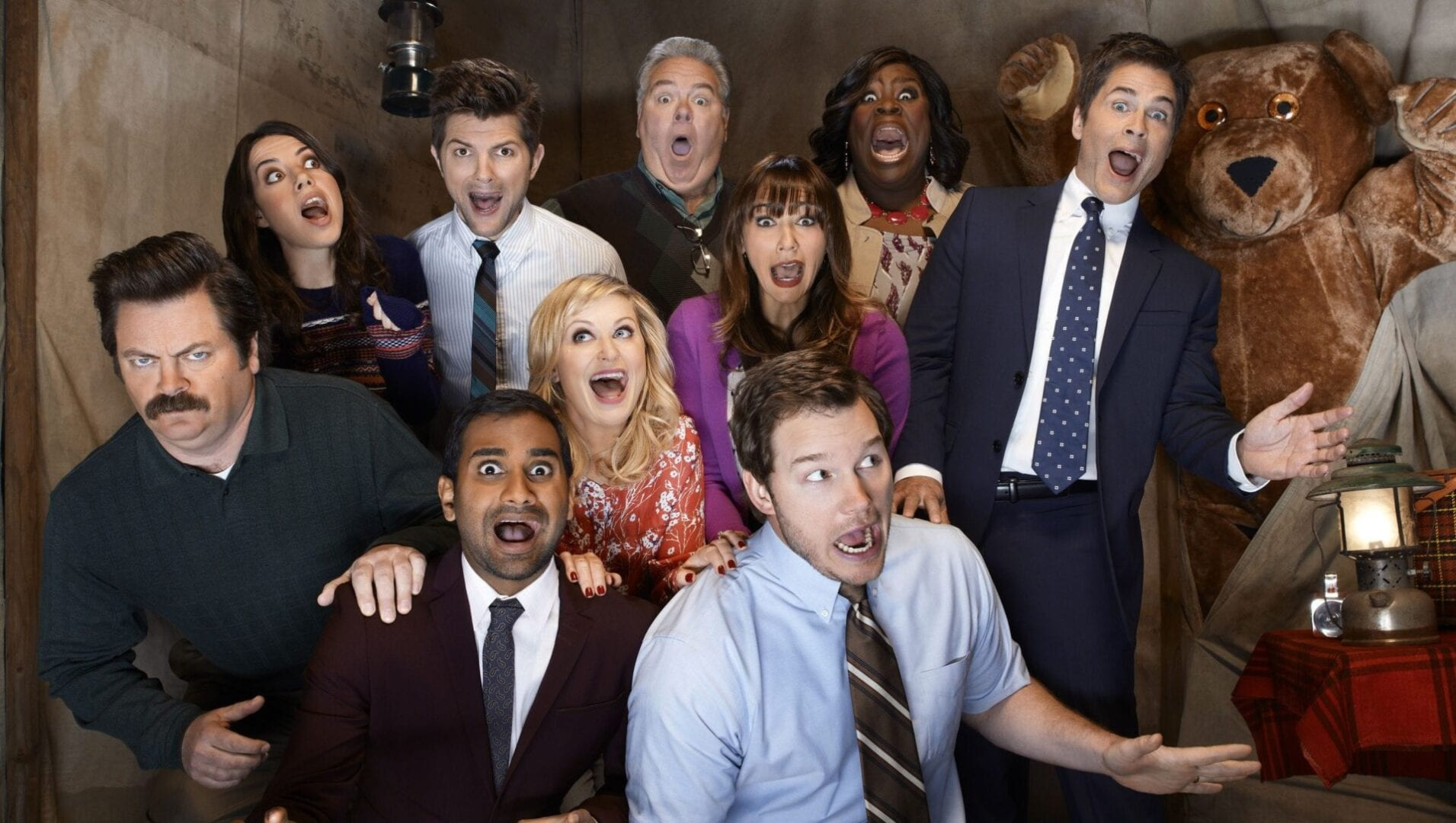 parks and rec character quiz