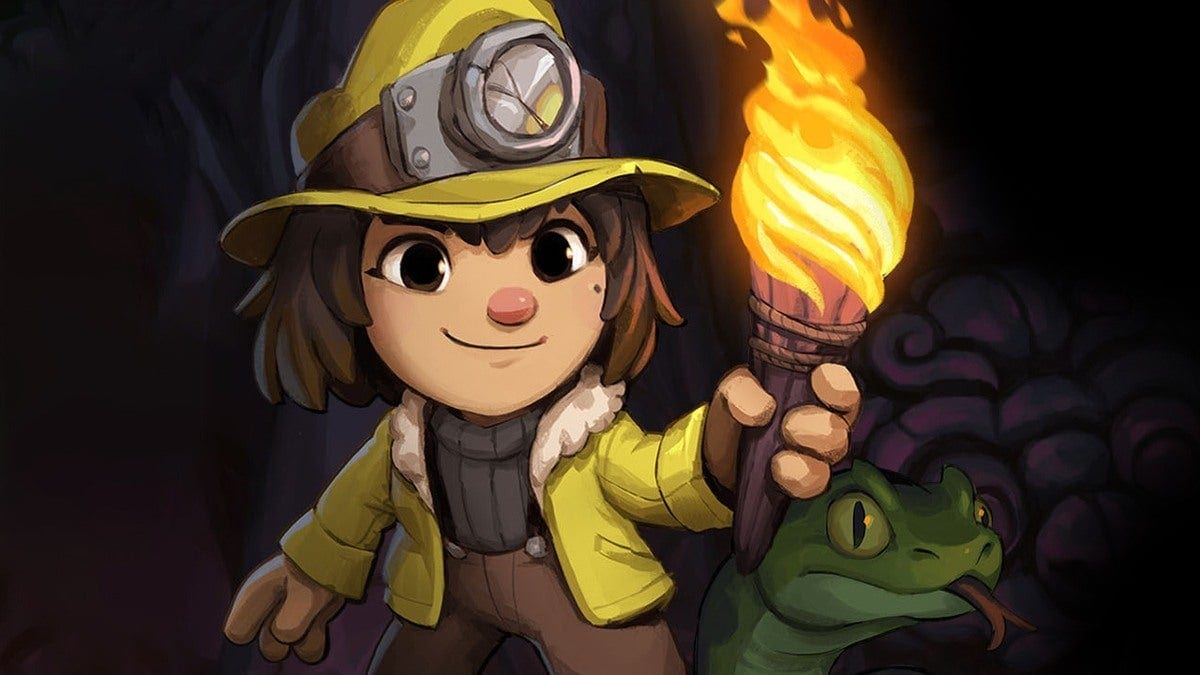 Spelunky 2, How to Get Udjat Eye and What it Does