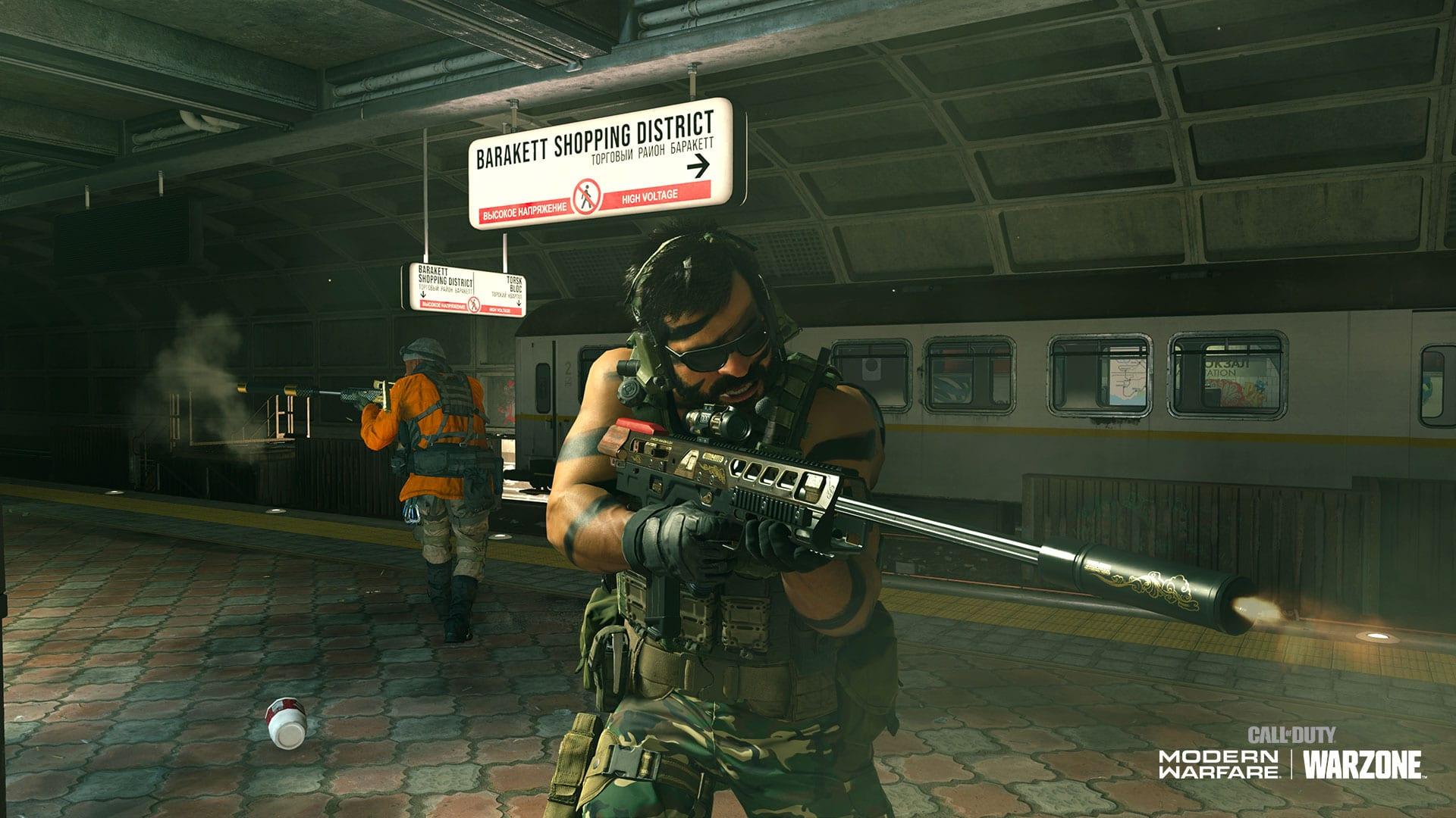 warzone subway system