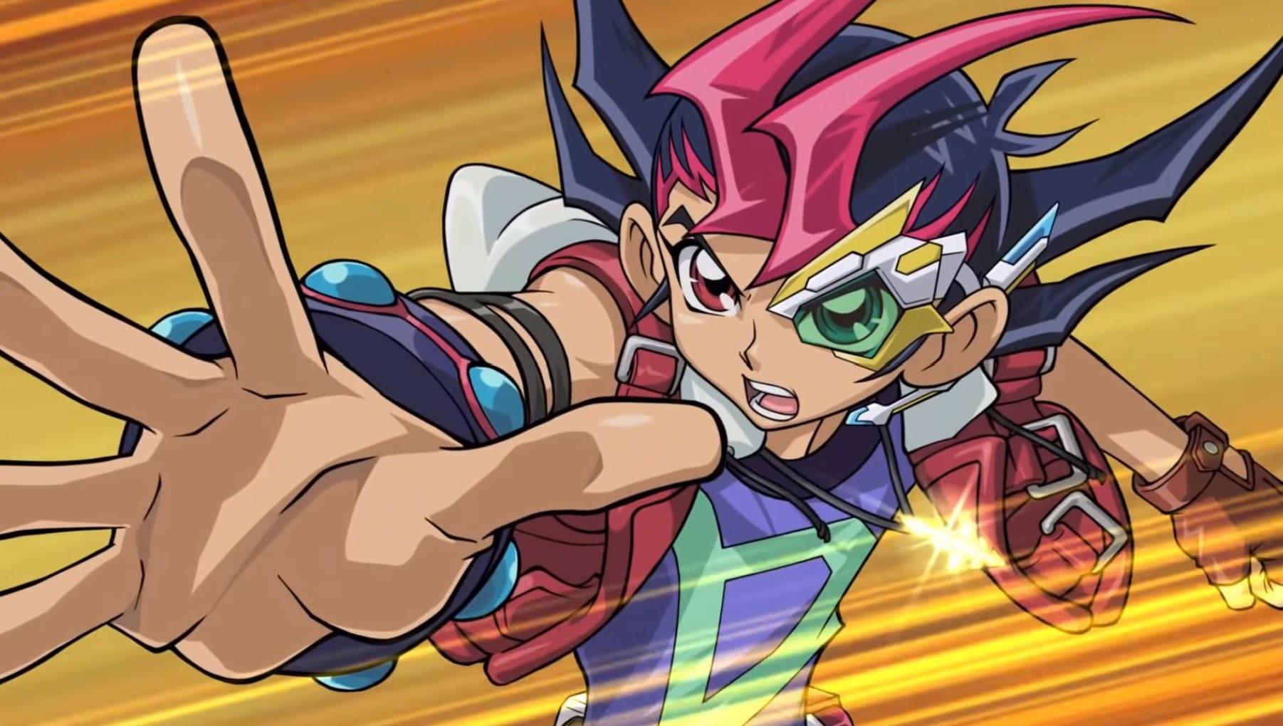 unlock zexal duel world