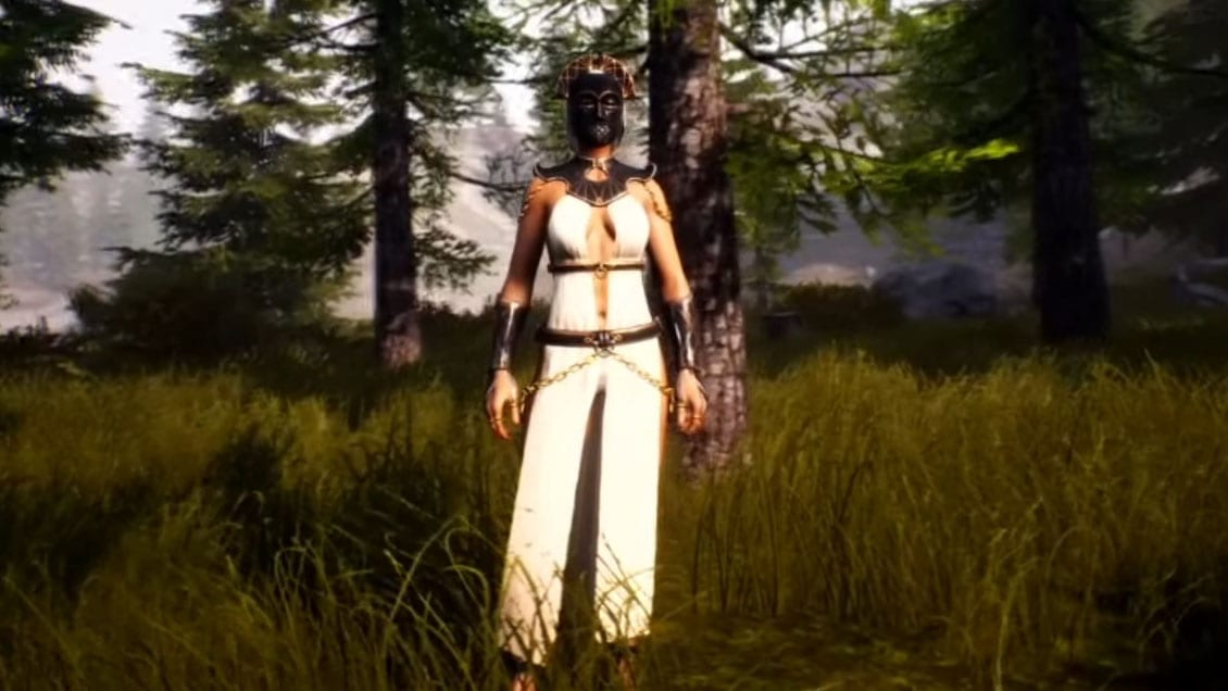 Conan Exiles Shows New Armor From Isle Of Sipath Expansion In New Video Armor flexibility kit armor plating armor reduction kit thick armor plating thin armor plating. conan exiles shows new armor from isle