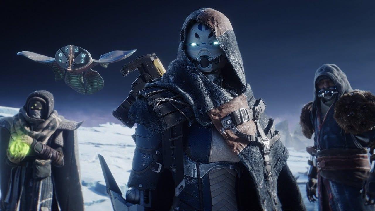destiny 2 beyond light seasonal artifact, season of the hunt