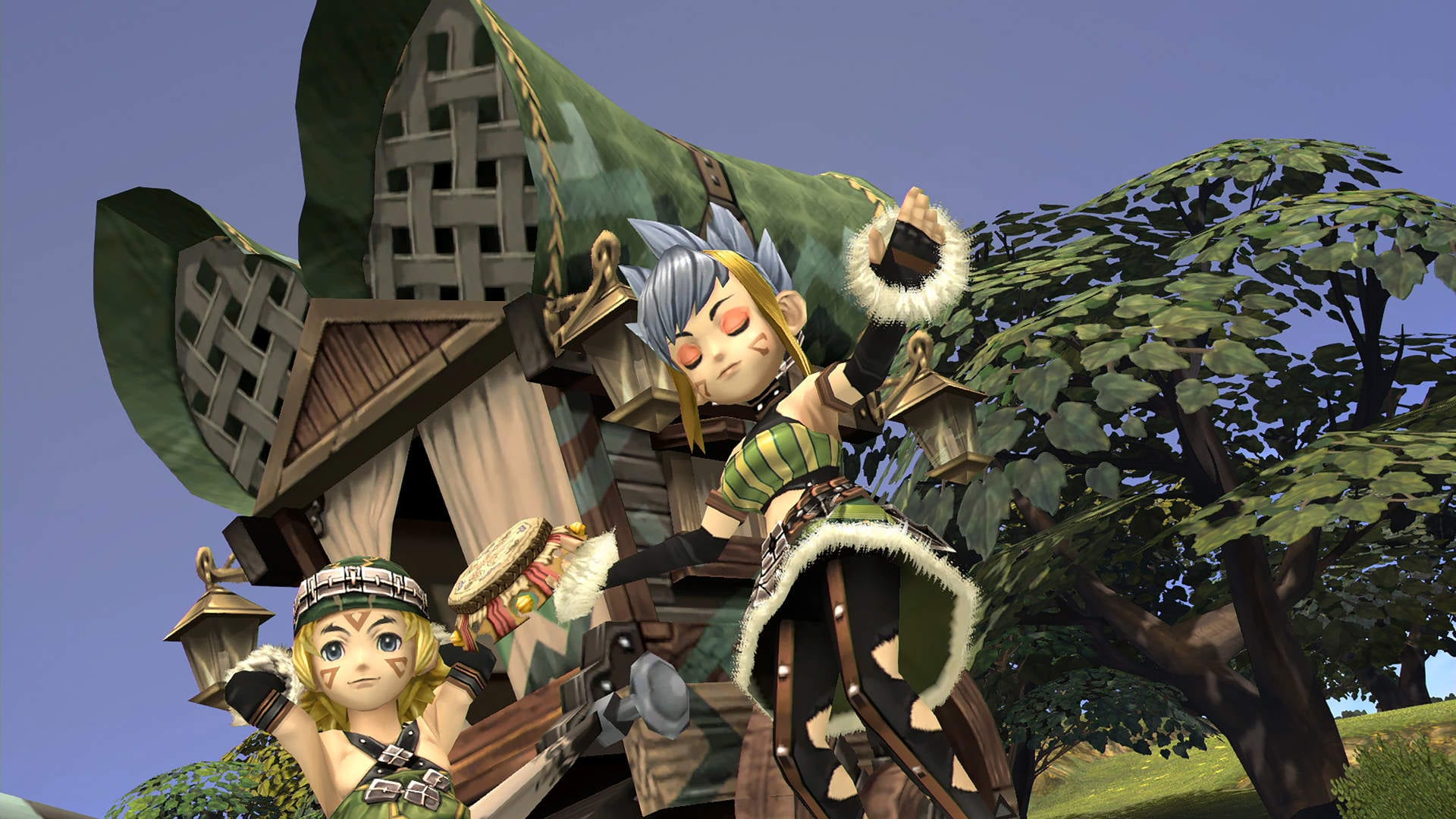 Final Fantasy Crystal Chronicles Interview