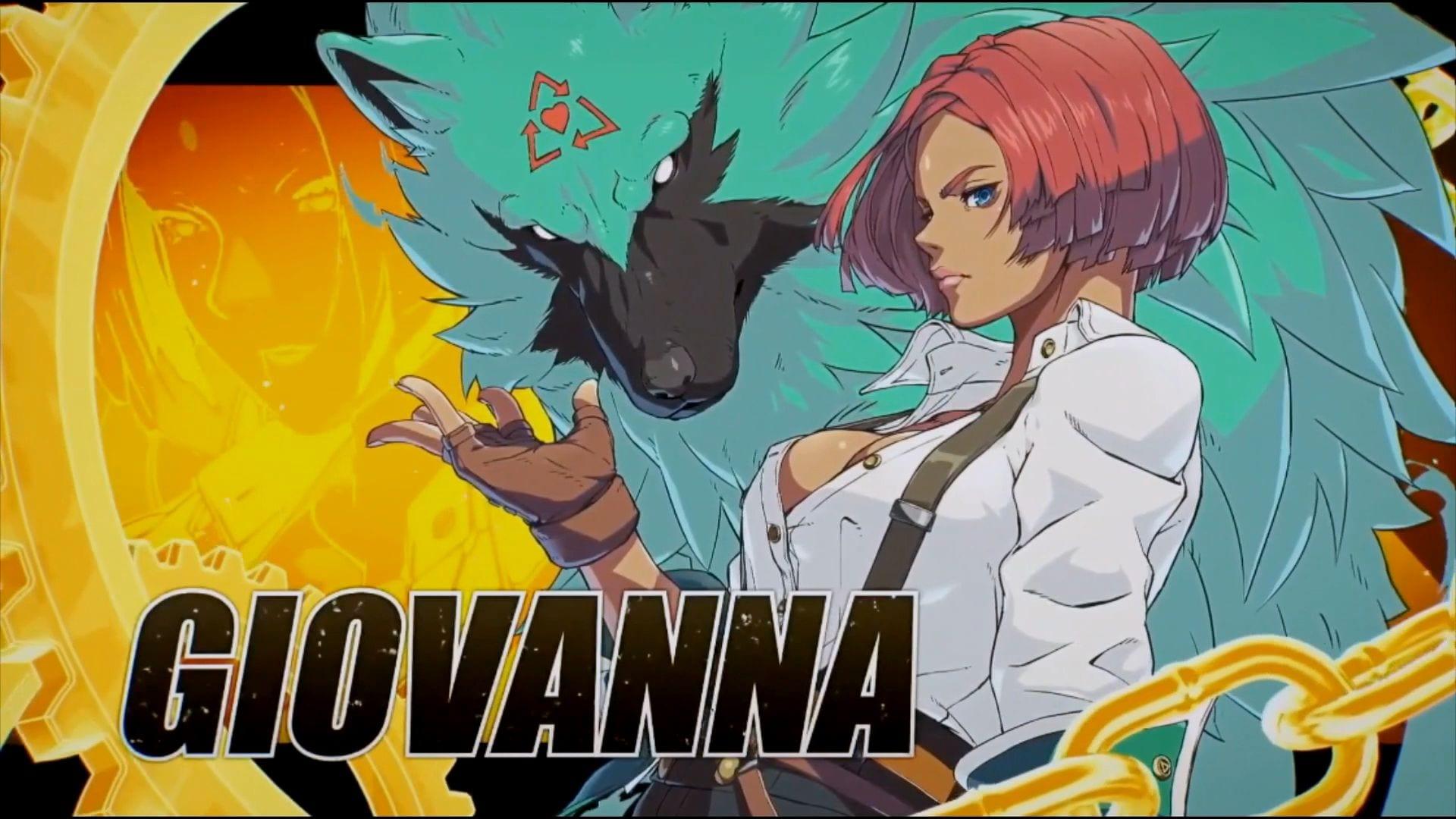 Guilty Gear Giovanna