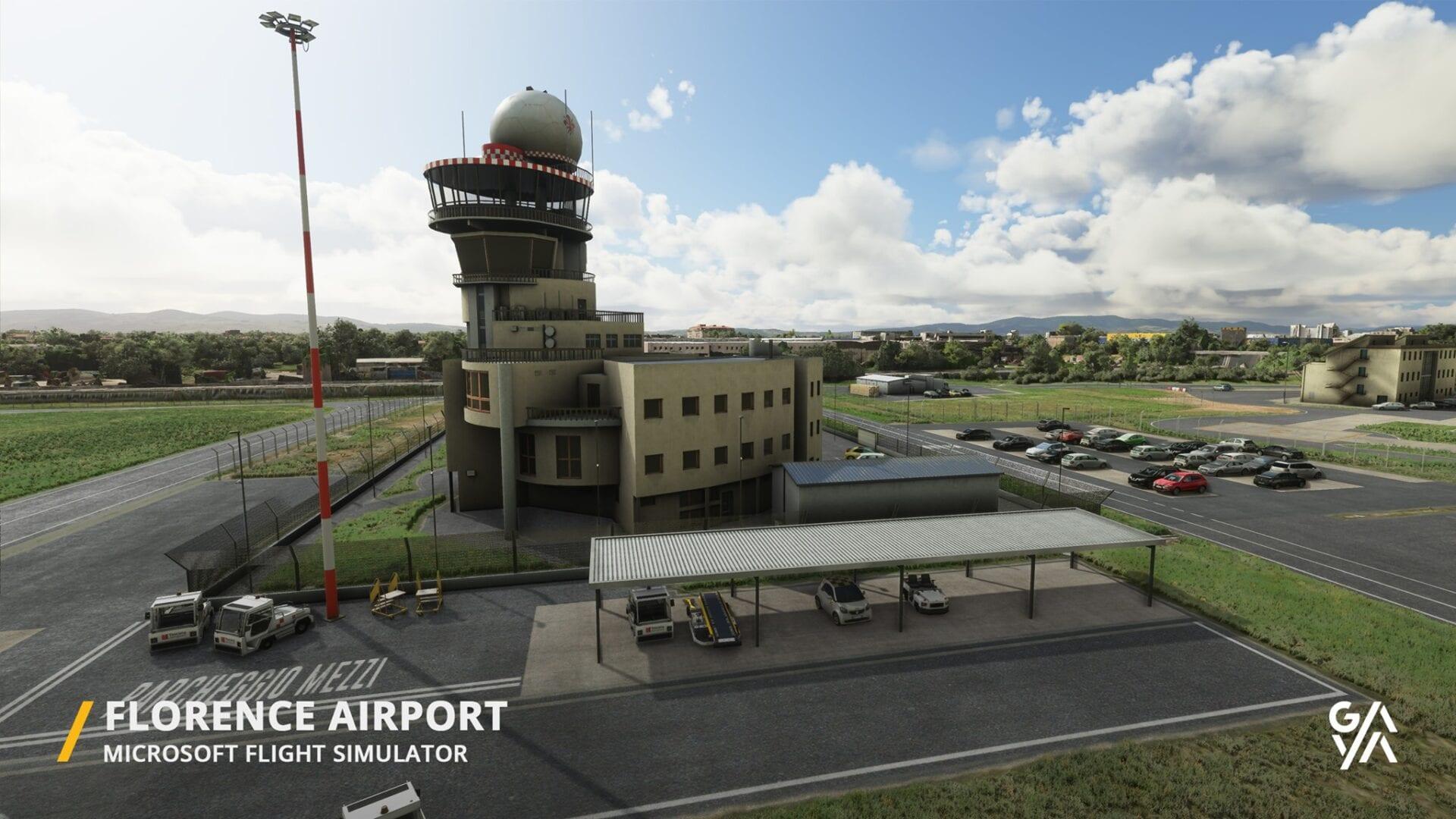Microsoft Flight Simulator Firenze (1)
