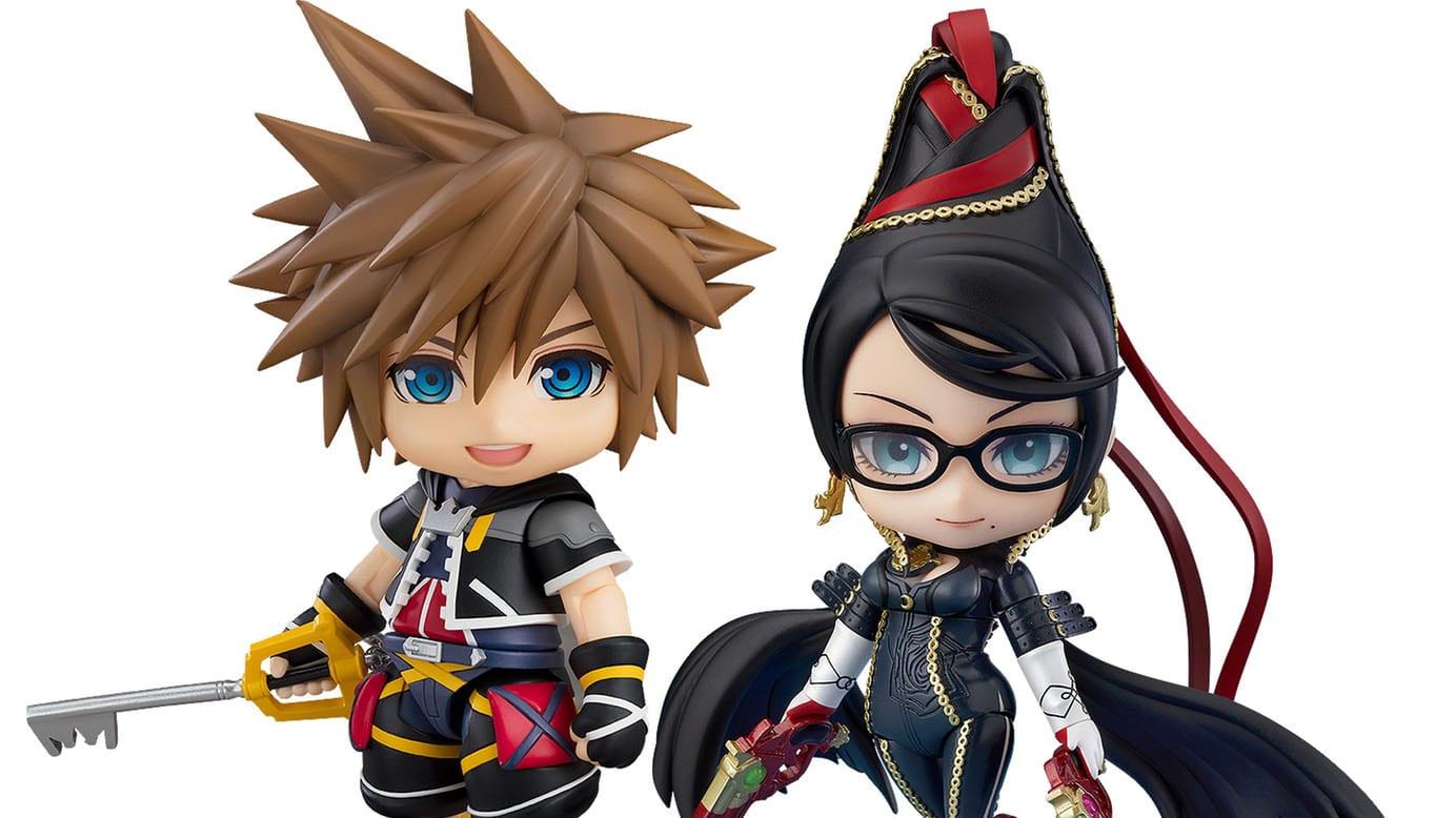 Bayonetta Kingdom Hearts 3 Nendoroid