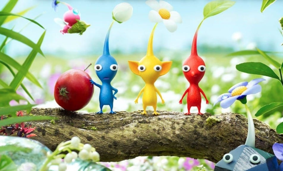pikmin 3 deluxe controls