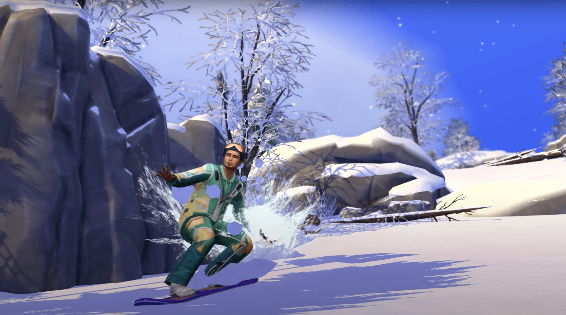 Snowy Escape Gameplay Trailer