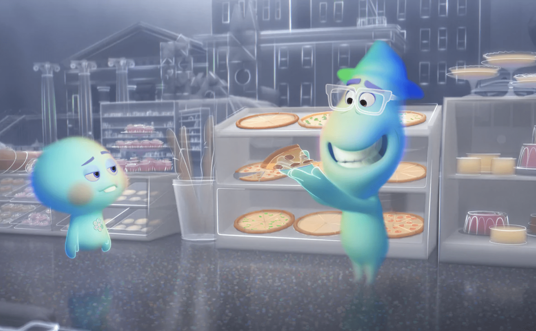 Soul, releasing on Disney+ Christmas Day, Pixar