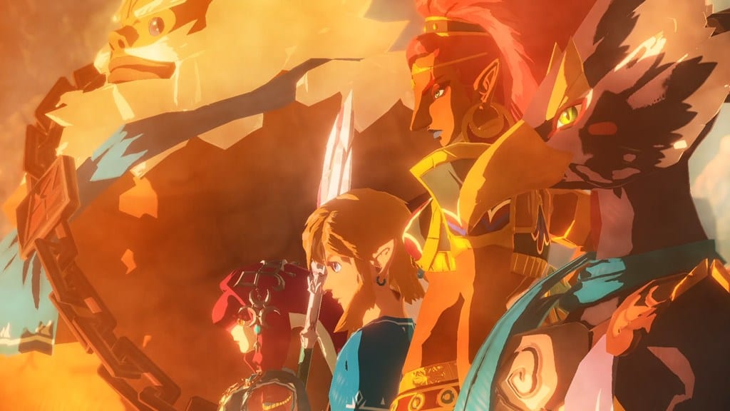 tgs, hyrule warriors age of calamity