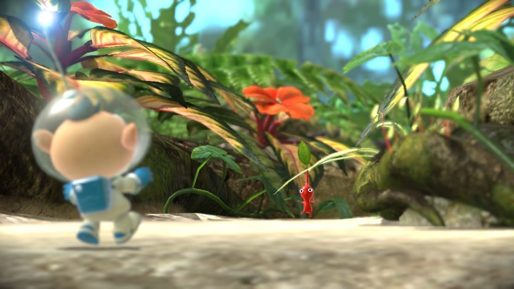 How to Charge Attack pikmin deluxe