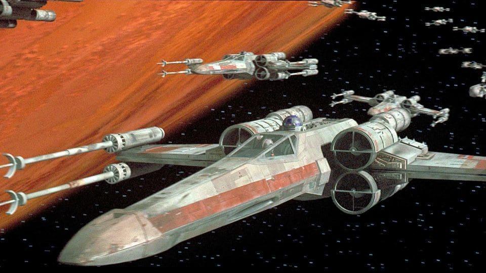X-Wing, Star Wars