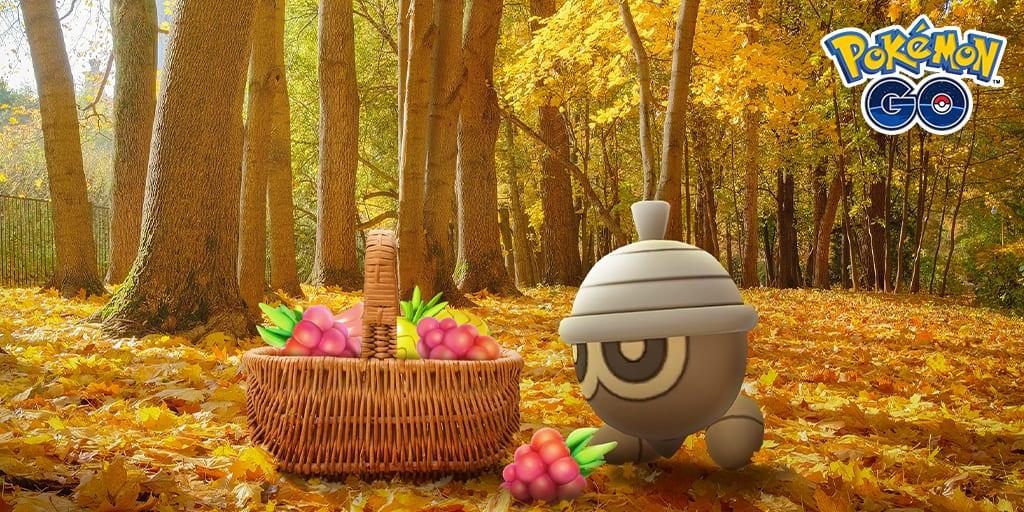 pokemon go autumn event